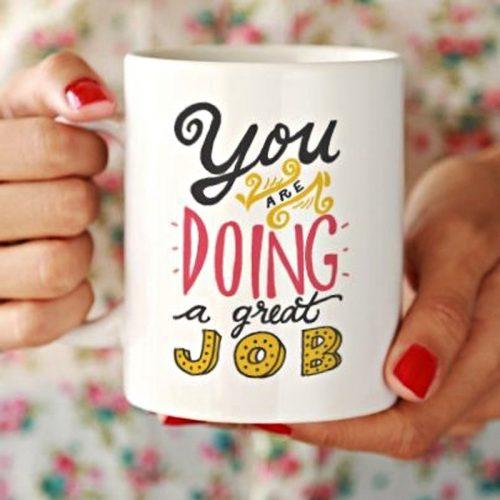 Great Job Mug