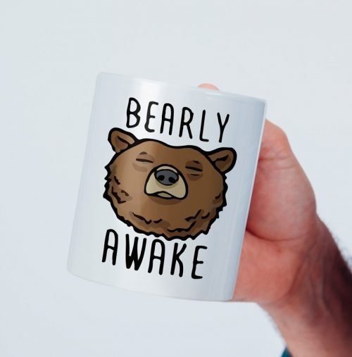 Bearly Awake Mug