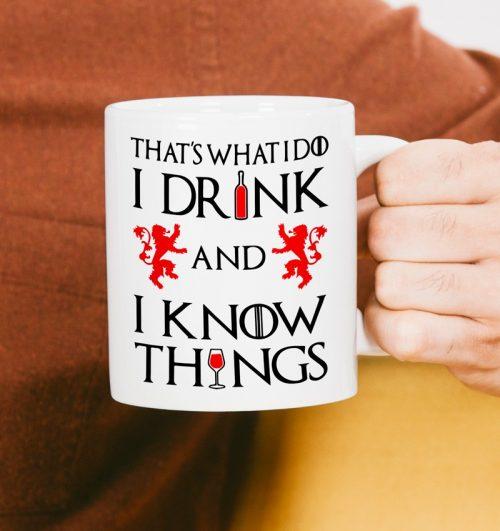 That's What i Do Mug