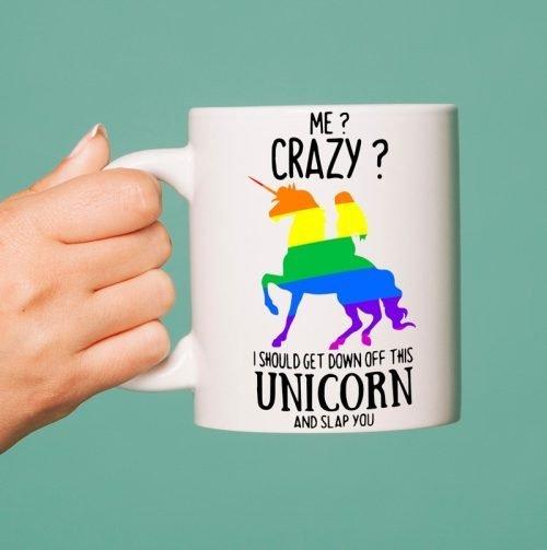 Me Crazy? Mug