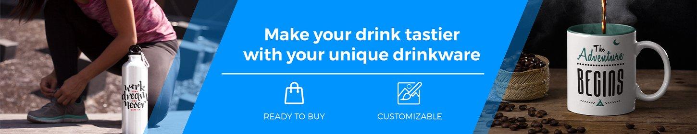 Banner-Drinkware