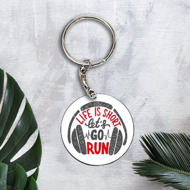 Keychain - run